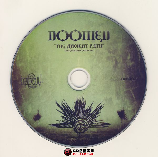 The Ancient Path (Re-release) - CD.jpg