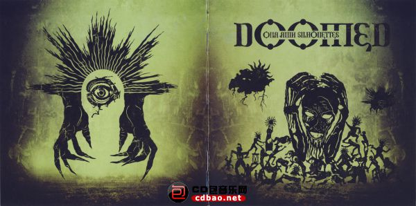 Doomed - Our Ruin Silhouettes - Cover-Back.jpg
