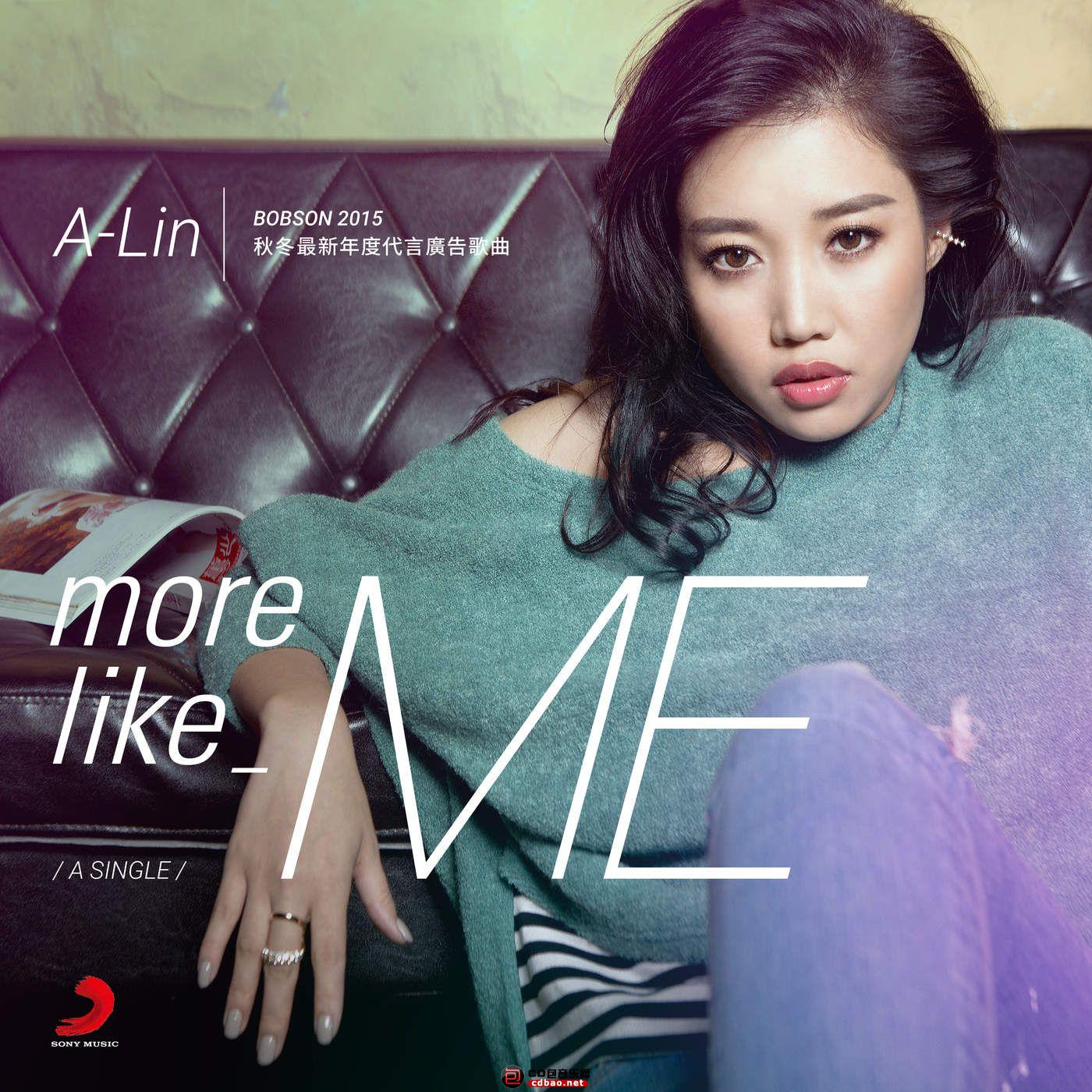 More Like Me (BOBSON 2015 秋冬最新年度代言廣告單曲) - Single.jpg