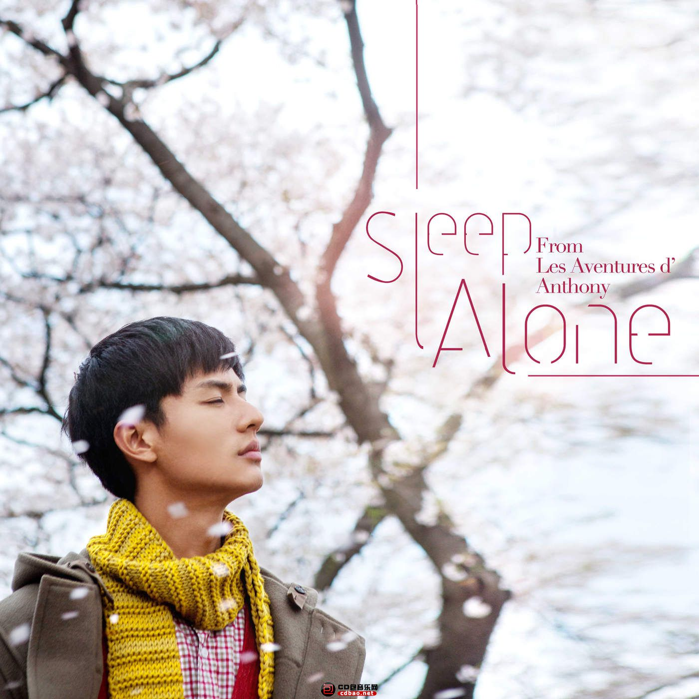 Sleep Alone (From _Les Aventures d' Anthony_) - Single 1.jpg