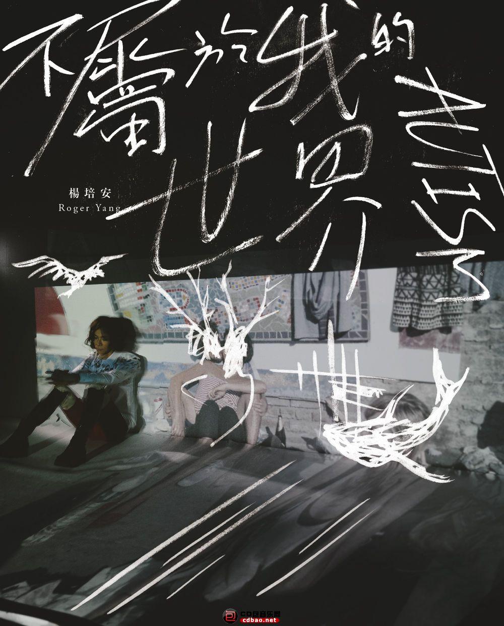 杨培安专辑《不属于我的世界》封面.jpg
