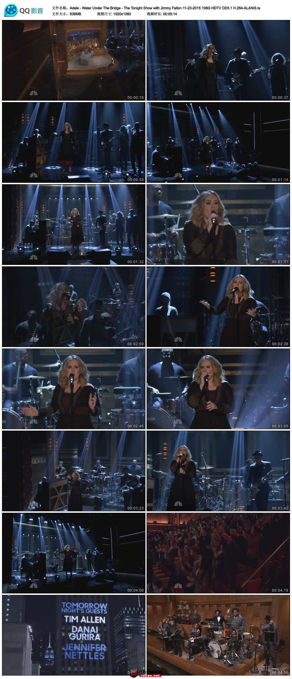 Adele - Water Under The Bridge - The Tonight Show with Jimmy Fallon 11-23-2015 1.jpg