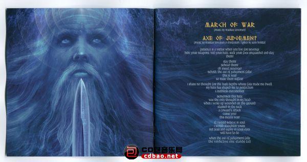 Ensiferum - One Man Army (FO1128CD) 002.jpg