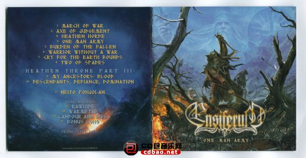 Ensiferum - One Man Army (FO1128CD) 001.jpg