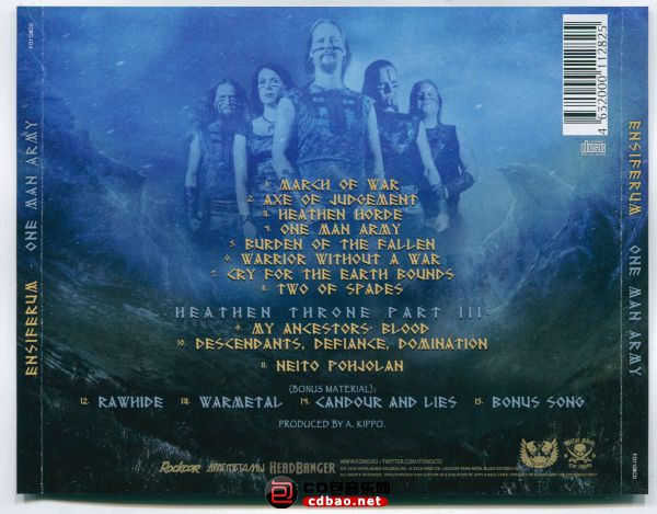 Ensiferum - One Man Army (FO1128CD) 009.jpg