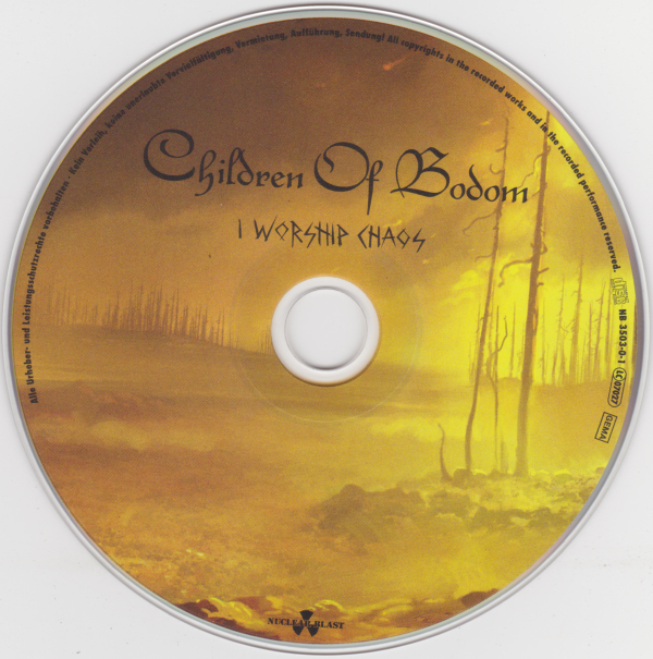 Children Of Bodom-2015-I Worship Chaos-CD.jpg