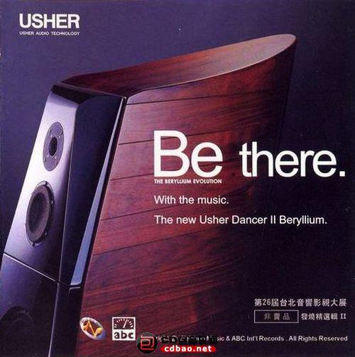 02[音展纪念碟] 2006年《第26届台北音响影视大展发烧精选Ⅱ 》.jpg