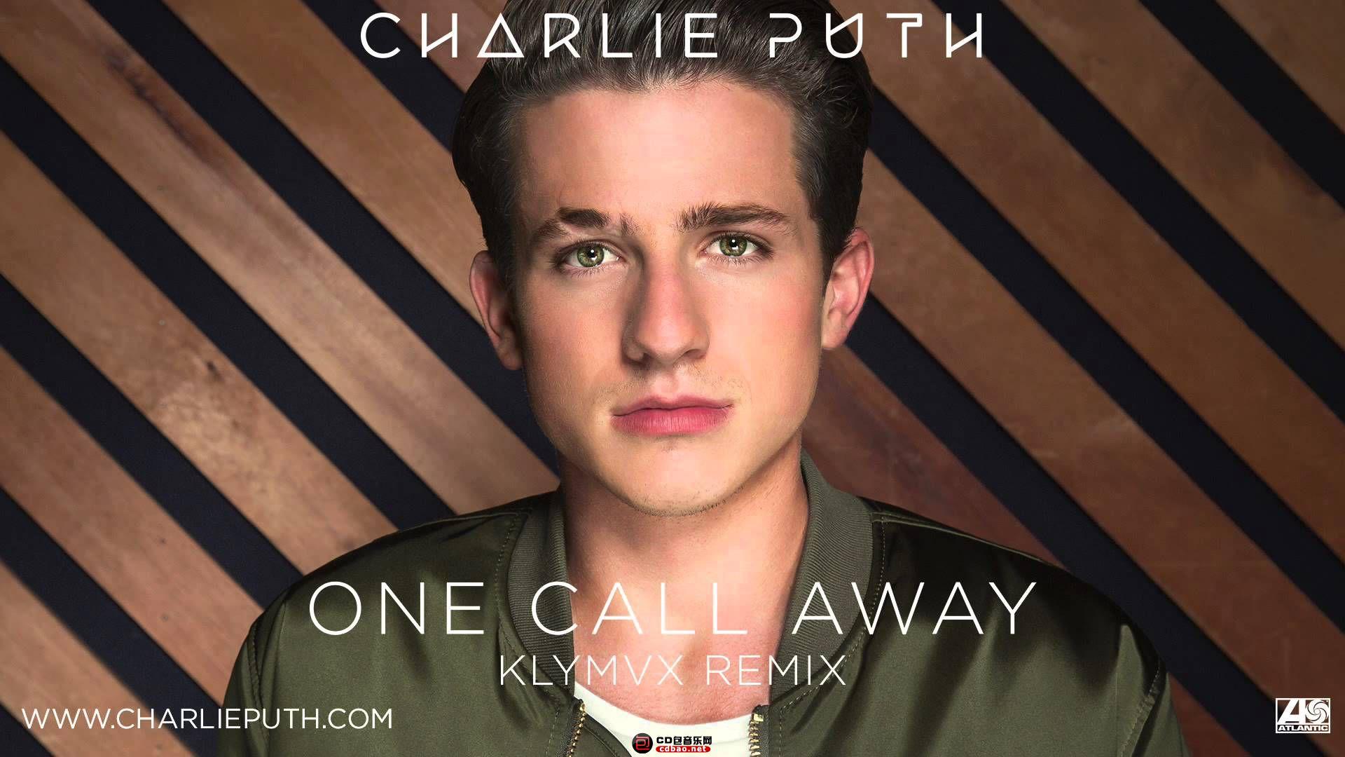 Charlie Puth - One Call Away.jpg
