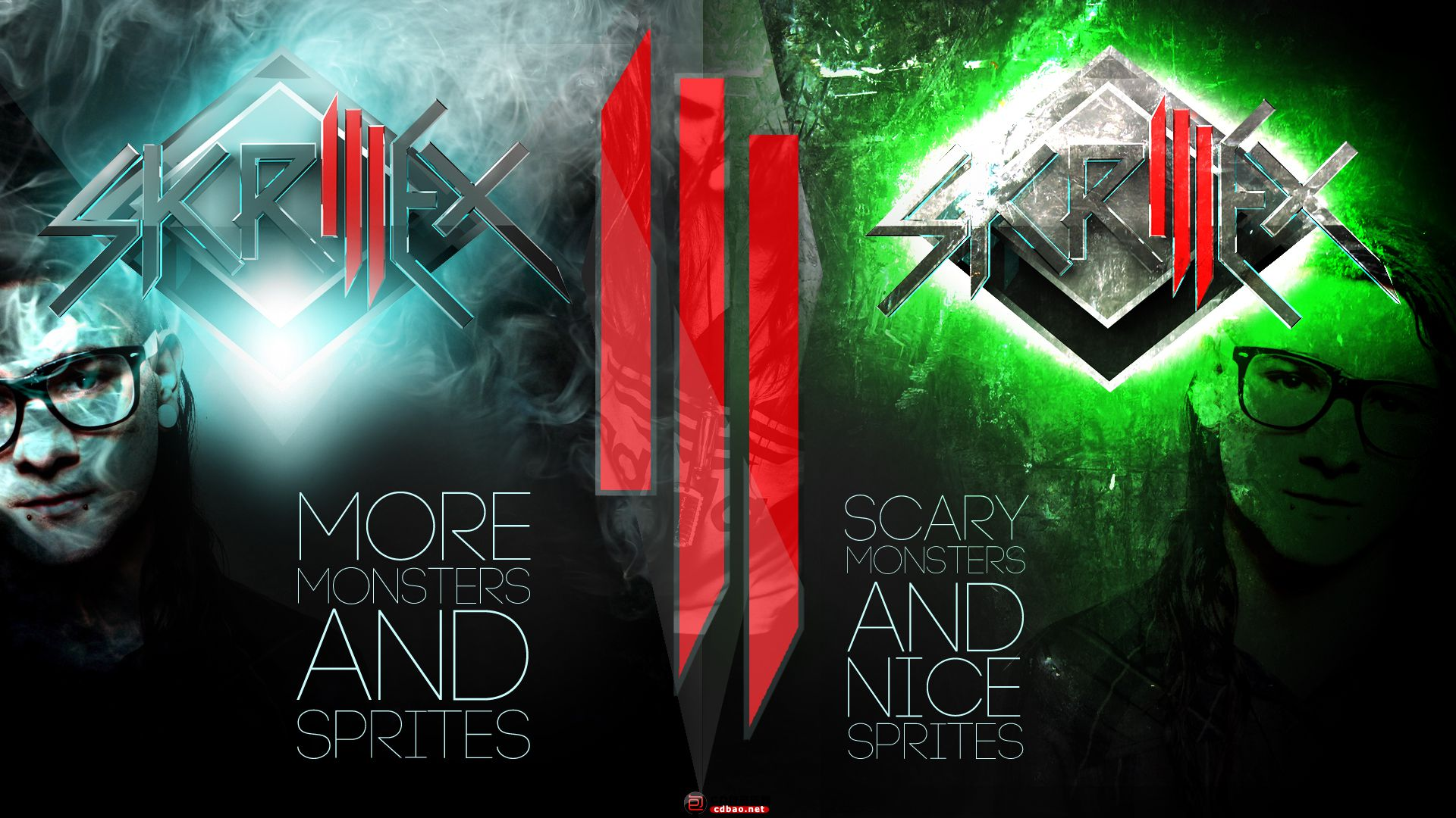 Skrillex Wallpaper Scary Monsters And Nice Sprites.jpg