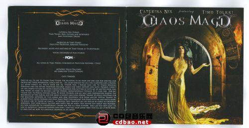 Chaos Magic - Chaos Magic (FRCD696) 003.jpg