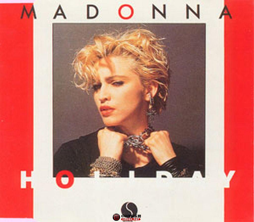 Madonna - Holliday 封面.jpg