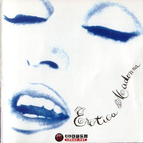 1992 - Erotica (USA).jpg