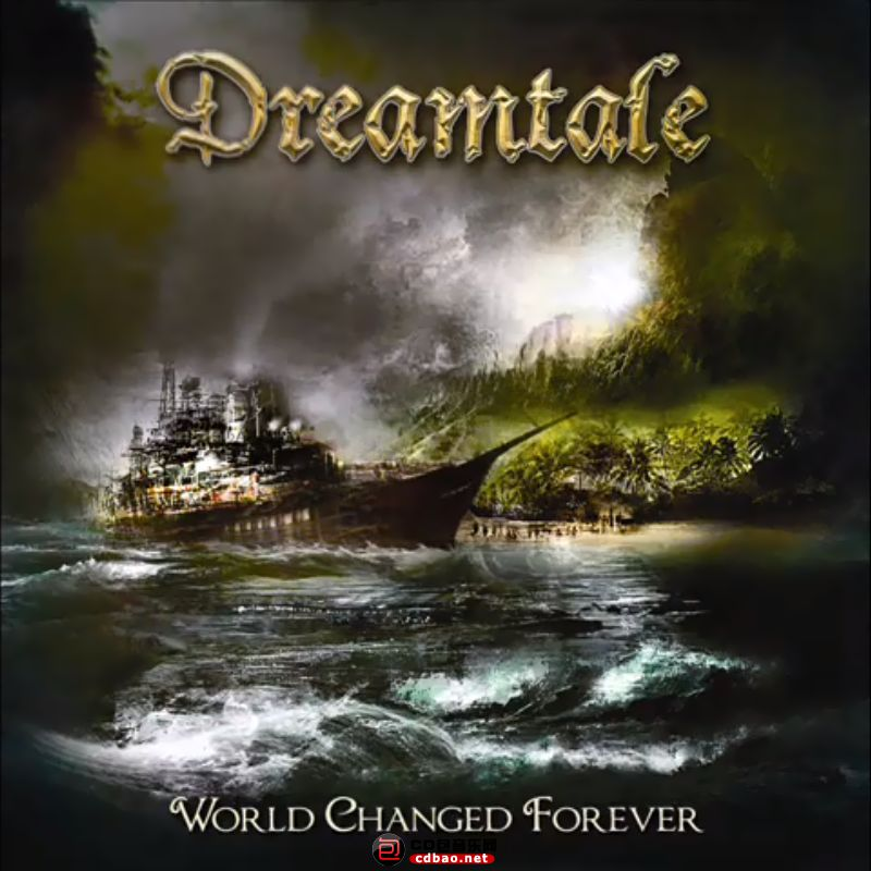 Dreamtale - 2013 - World Changed Forever.jpg