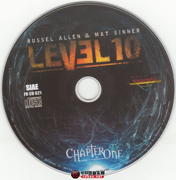 Level 10-2014-Chapter One-CD.jpg