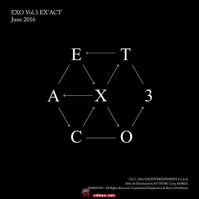 EX'ACT (中文版) – The 3rd Album.jpg
