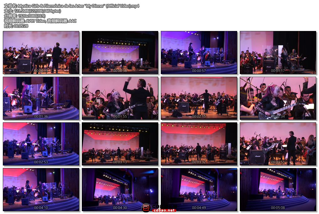 Mystica Girls & Filarmónica de las Artes ¨My Dinner¨ (Official Video).jpg