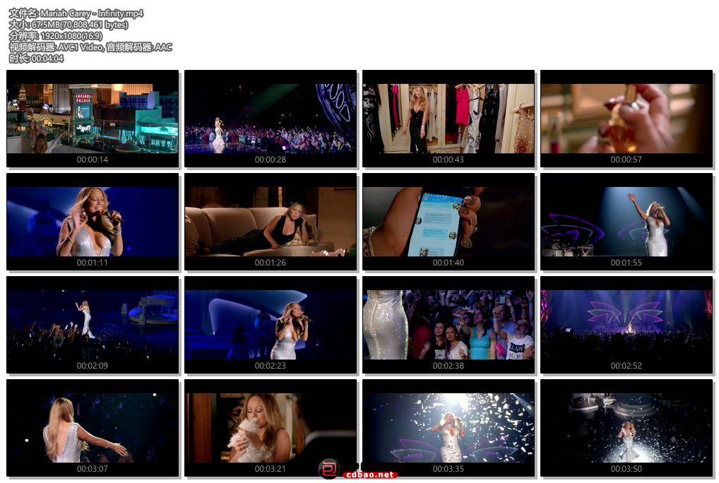 Mariah Carey - Infinity.jpg
