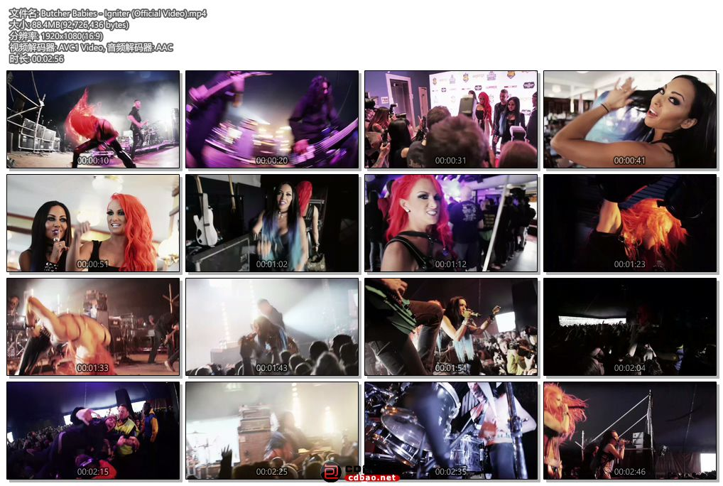 Butcher Babies - Igniter (Official Video).jpg