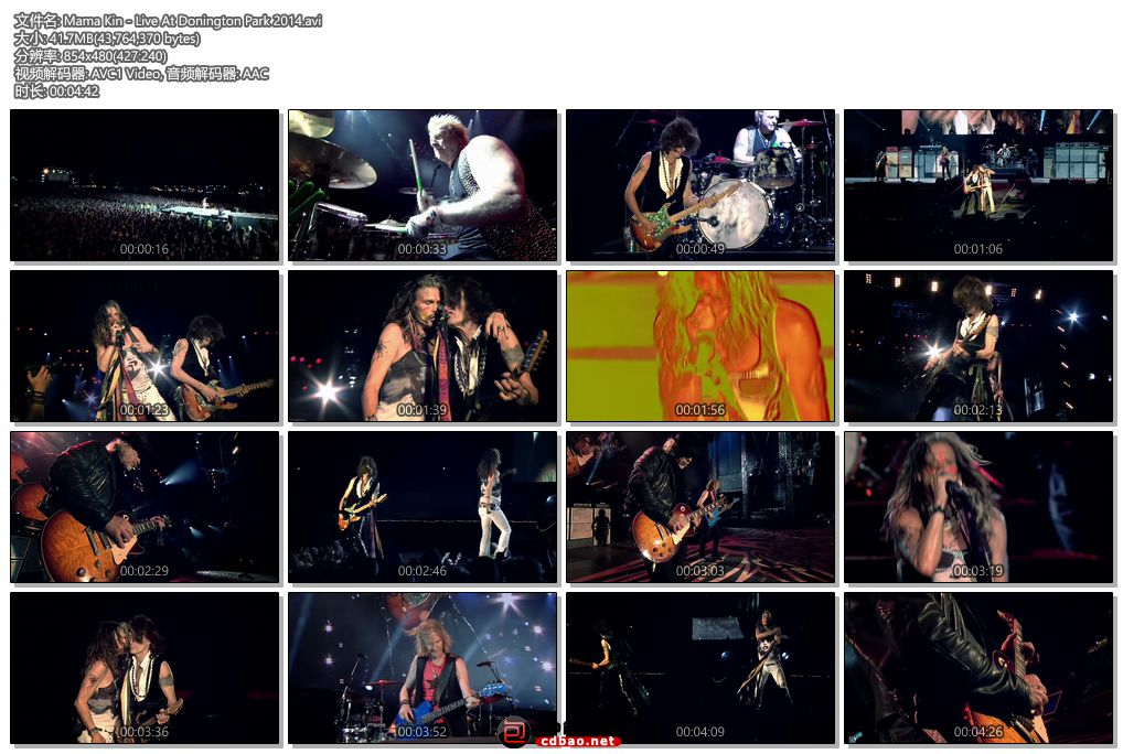 Mama Kin - Live At Donington Park 2014.jpg