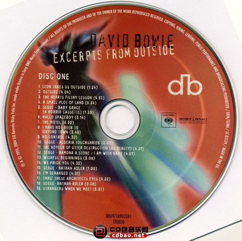 Disc 1-2 (Excerpts From Outside) Disc 1.jpg