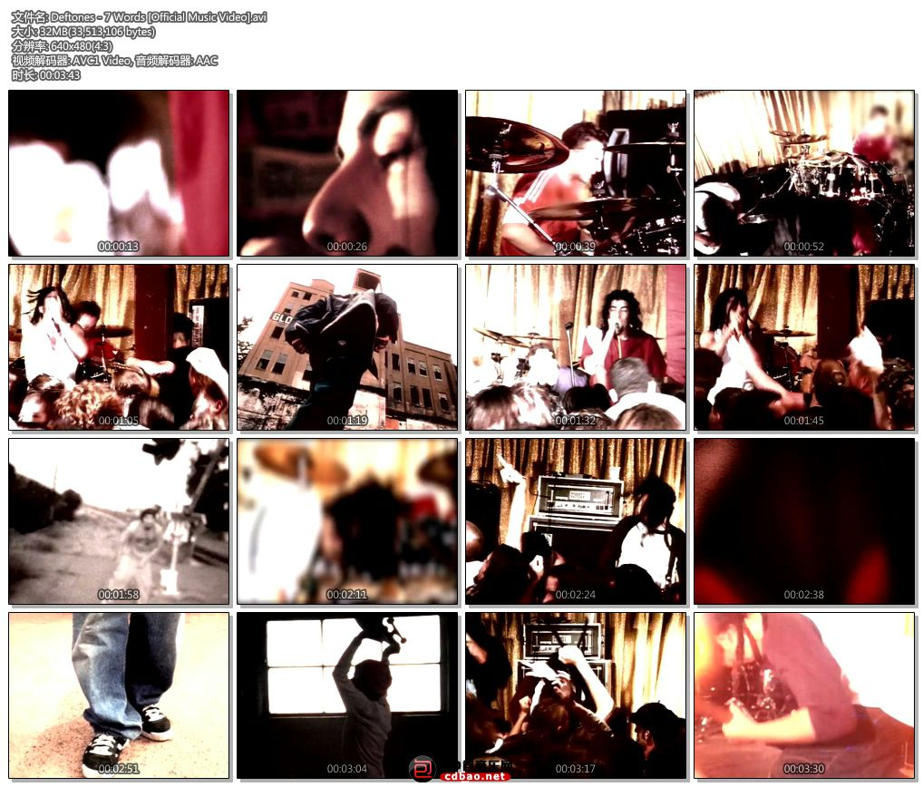 Deftones - 7 Words [Official Music Video].jpg