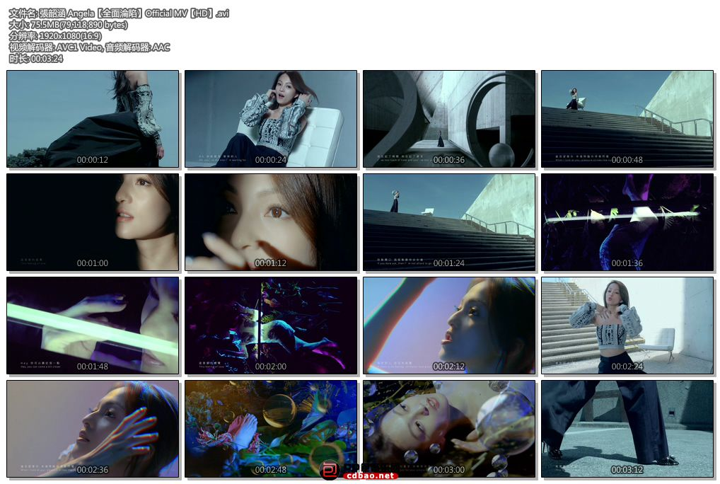 張韶涵 Angela【全面淪陷】Official MV【HD】.jpg