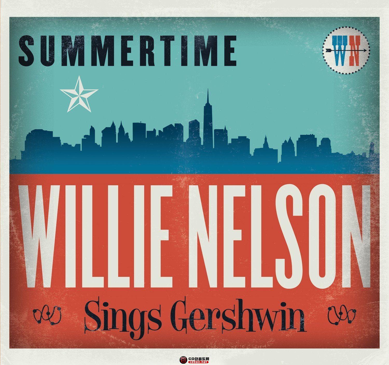 Willie Nelson - Summertime:Willie Nelson Sings Gershwin.jpg