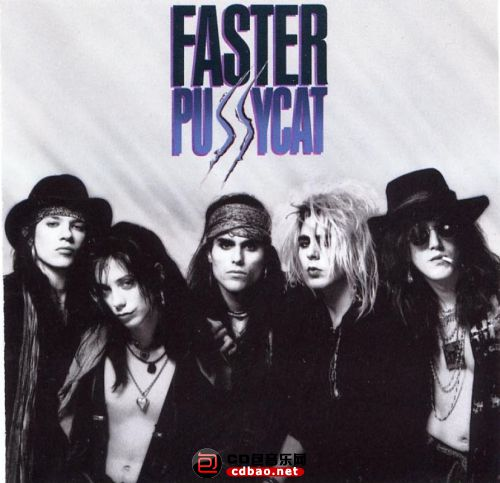 Faster Pussycat - Faster Pussycat - Front.jpg