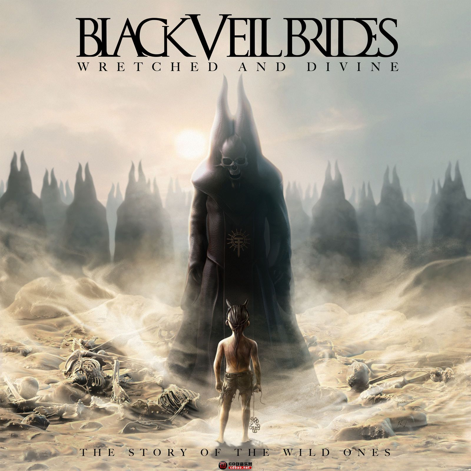 Black Veil Brides - Wretched And Divine- The Story Of The Wild Ones.jpg