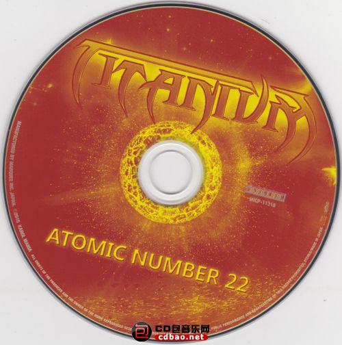 Titanium-2016-Atomic Number 22-CD.jpg
