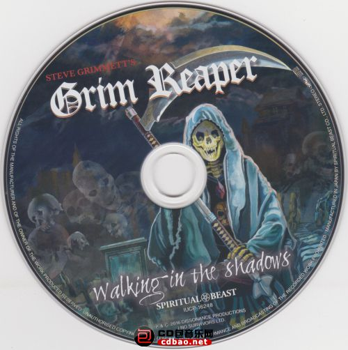 Steve Grimmett's Grim Reaper-2016-Walking In The Shadows-CD.jpg