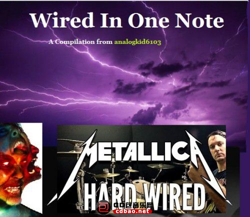 Metallica - Wired In  One Note 2016 ak256.jpg
