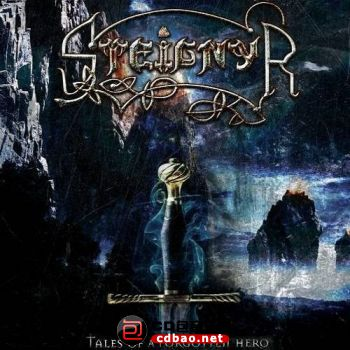 Steignyr - Tales of a Forgotten Hero.jpg