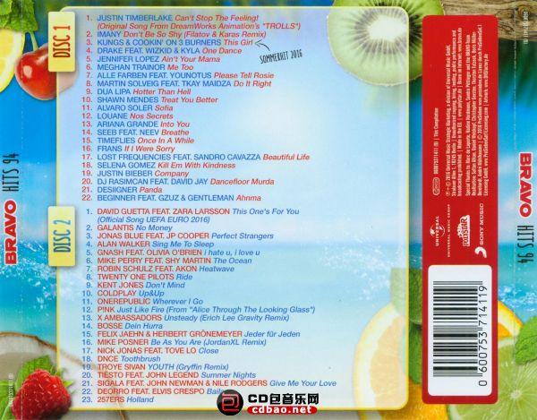 VA - BRAVO Hits 94 (2016)_cd-back.jpg