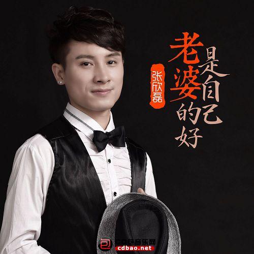 张欣磊-老婆是自己的好-封面照.jpg