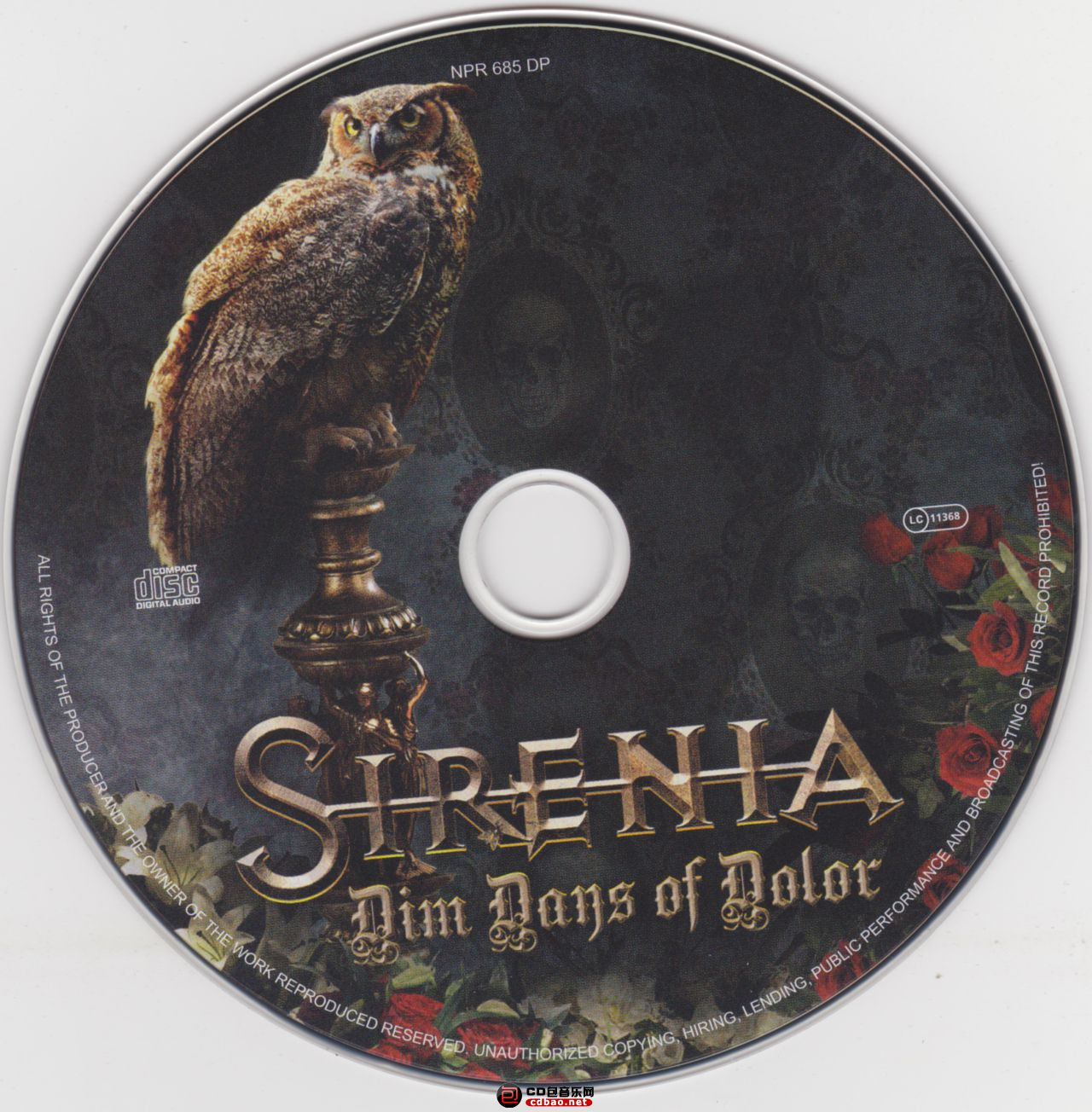 Sirenia-2016-Dim Days Of Dolor-CD.jpg