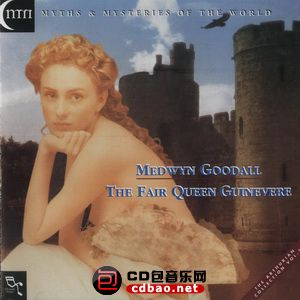 Medwyn Goodall - The Fair Queen Guinevere.jpg