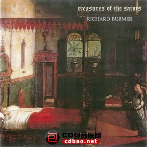 Richard Burmer - Treasures of the Saints.jpg