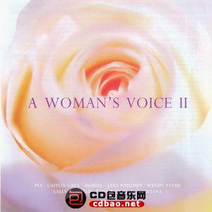Various Artists - A Woman's Voice II.jpg