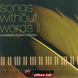 Various Artists - Songs Without Words II.jpg