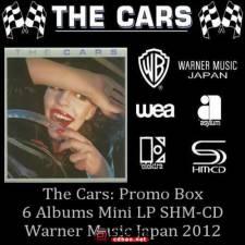 The Cars - 6x Mini-LP Collection [Japanese Promo Box '2012]/flac/bd/2.74G