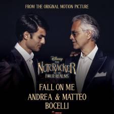 Andrea Bocelli & Matteo BocelliFall On Me 《新专名太长》