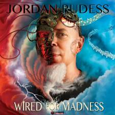 Jordan Rudess《Wired For Madness 》2019 24Bit/44.1KHz[Hi-RES] /Flac/百度