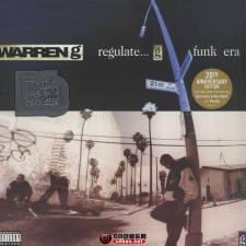 黑胶收藏:G-Funk(西海岸说唱)Warren G/Regulate...G Funk Era/DSF/BD