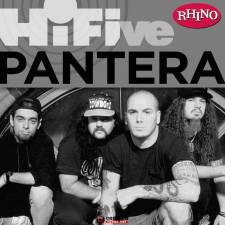 Pantera - 《Rhino Hi-Five》 2006/FLAC/BD