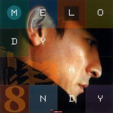 刘德华《THE MELODY ANDY VOL.8 新曲+精选》香港首版 2001/WAV/整...
