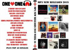 《MP3 NEW RELEASES 2019 WEEK 16》25CD+UK TOP 40 12-04-19/MP3/BD