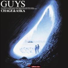 CHAGE & ASKA(恰克与飞鸟)《GUYS》日版/ALAC/分轨/度盘