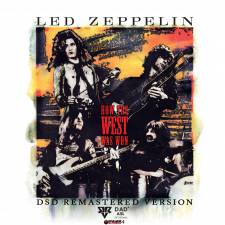 DRV-054 LED ZEPPELIN How the West Was Won DSD REMASTERED  DSD128/DSF
