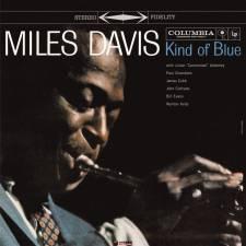 爵士大师 Miles Daivs-Kind Of Blue 1959/FLAC/BD